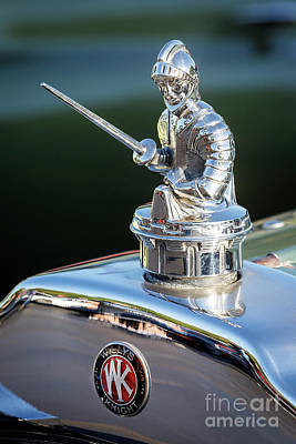Photograph - Willys Knight by Dennis Hedberg