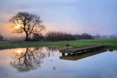 River Stour Photograph - Wimborne Minster - England by Joana Kruse