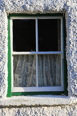 Window Art Print by Michael Diggin