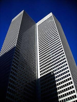 Architektur Photograph - Windows ... by Juergen Weiss