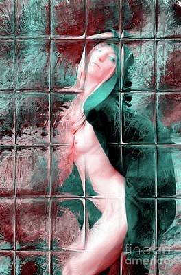 Sex Digital Art - Windows On My Soul by Mary Bassett