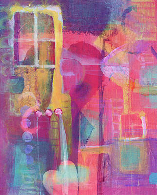 Painting - Windows by Susan Stone