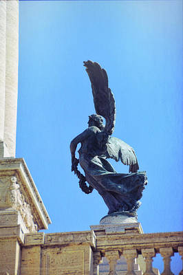 Photograph - Winged Victories by JAMART Photography