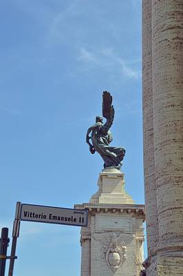 Photograph - Winged Victory by JAMART Photography