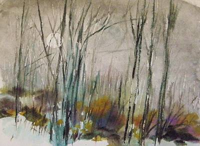 Painting - Winter Afternoon by John Williams
