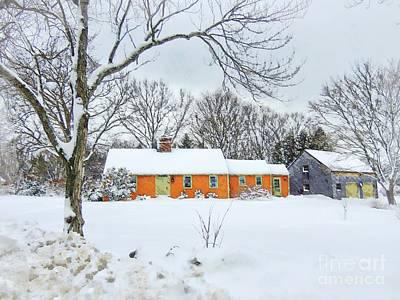 Photograph - Winter Bliss by Marcia Lee Jones