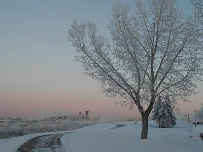 Winter Guard Print by Mark Lehar