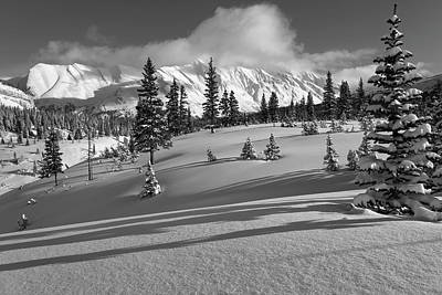 Photograph - Winter In Banff by Dan Jurak