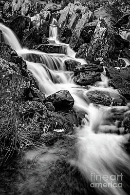 Photograph - Winter Rapids by Adrian Evans