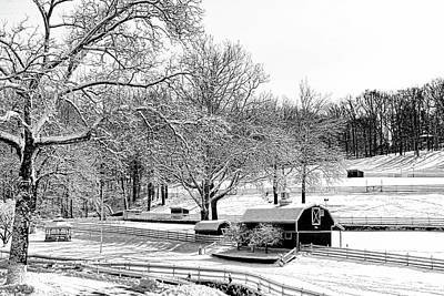 Photograph - Winter Wonderland 23 by Allen Beatty