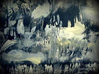 Painting - Winter Wonderland by Nancy Kane Chapman