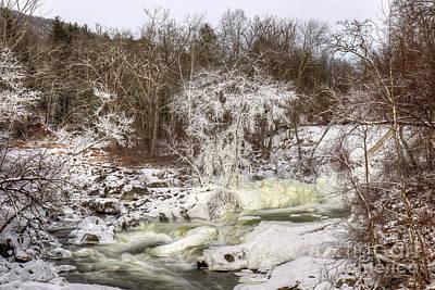 Photograph - Winter Wonderland by Rick Kuperberg Sr