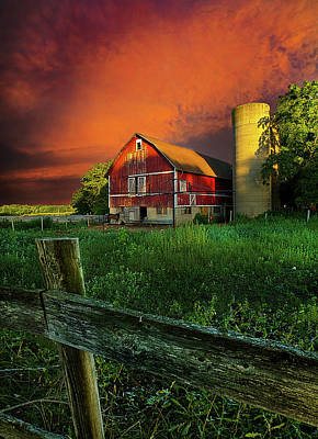 Environement Photograph - Wisconsin Life by Phil Koch