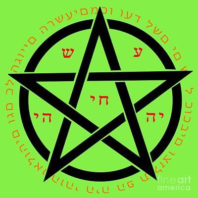 Witchcraft Concept Art Print