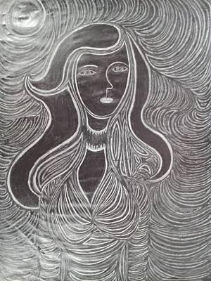 Woman 3 Art Print by William Douglas