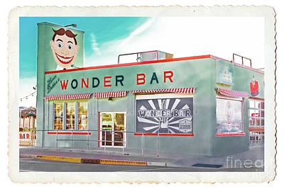 Wonder Bar Art Print by Colleen Kammerer