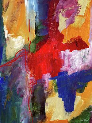 Painting - Wonderland 2- Art By Linda Woods by Linda Woods