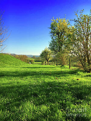 Photograph - Worcestershire Countryside by Tom Gowanlock