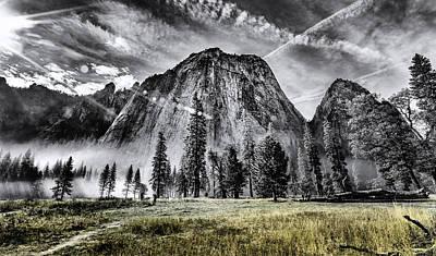 Yosemite Dawn Art Print