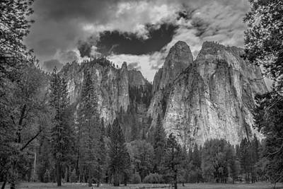 Photograph - Yosemite Meadows by Christopher Perez