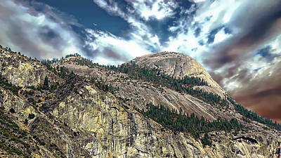 Photograph - Yosemite National Park by Anthony Dezenzio