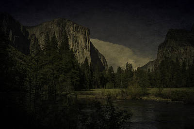 Print featuring the photograph Yosemite National Park by Ryan Photography