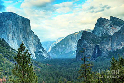 Photograph - Yosemite Valley by Ben Graham