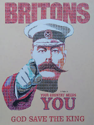 Your Country Needs You Original by Gary Hogben