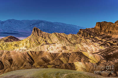 Photograph - Zabriskie Point #2 by Blake Webster