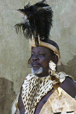 Photograph - Zulu Dignity by Michele Burgess