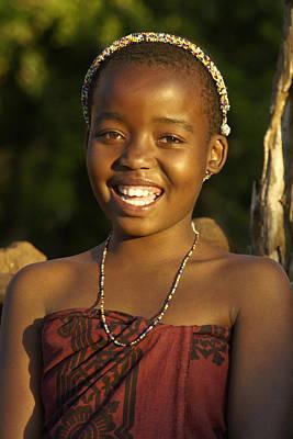 Photograph - Zulu Joy by Michele Burgess