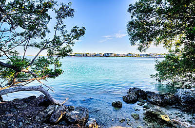 Caravaggio - Beautiful Beach And Ocean Scenes In Florida Keys by Alex Grichenko