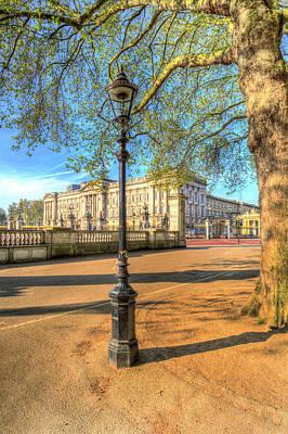 Bringing The Outdoors In - Buckingham Palace by David Pyatt