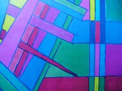 10 Colors II Art Print