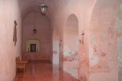 Digital Art - Convent Of San Bernardino by Carol Ailles