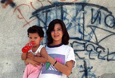 Cuidad Juarez Mexico Color From 1986-1995 Art Print