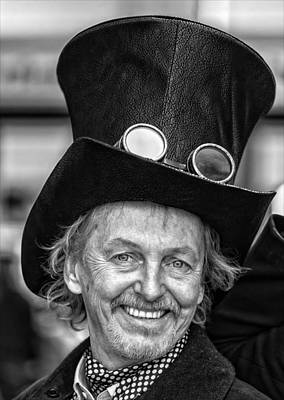 Steampunk Royalty-Free and Rights-Managed Images - Easter Parade NYC 2015 by Robert Ullmann