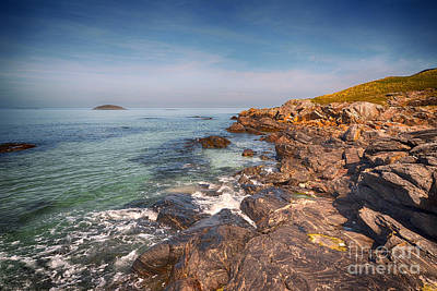 Scottish Landscape Photograph - Eriskay by Smart Aviation