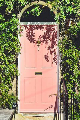 Front Door Art Print by Tom Gowanlock