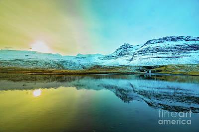 Photograph - Iceland by Mariusz Czajkowski