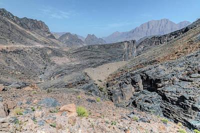 Jebel Shams - Oman Print by Joana Kruse