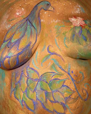 Photograph - 10. Jessica Locklar, Artist, 2018 by Best Strokes -  formerly Breast Strokes - Hadassah Greater Atlanta