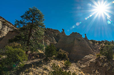 Photograph - Kasha-katuwe Tent Rocks by Brandon Green