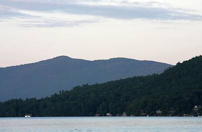 Photograph - Lake George New York by Vadim Levin