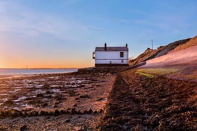 Sea Watch Photograph - Lepe - England by Joana Kruse