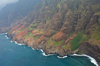 Na Pali Coast Kauai Art Print