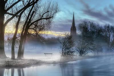 Avon Photograph - Salisbury - England by Joana Kruse