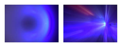 Photograph - 10 Shineonucrazydiamond Diptych 10 by David Hargreaves