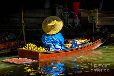 Photograph - The Banana Blues by Rene Triay Photography