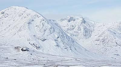Photograph - The Black Mount by Stephen Taylor